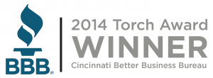 BBB Torch Award Winner Logo