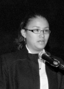 Ana Diaz BW
