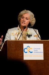 Honorary Chair Kathy Beechem