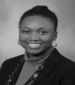 Marcia Jackson-Isome BW